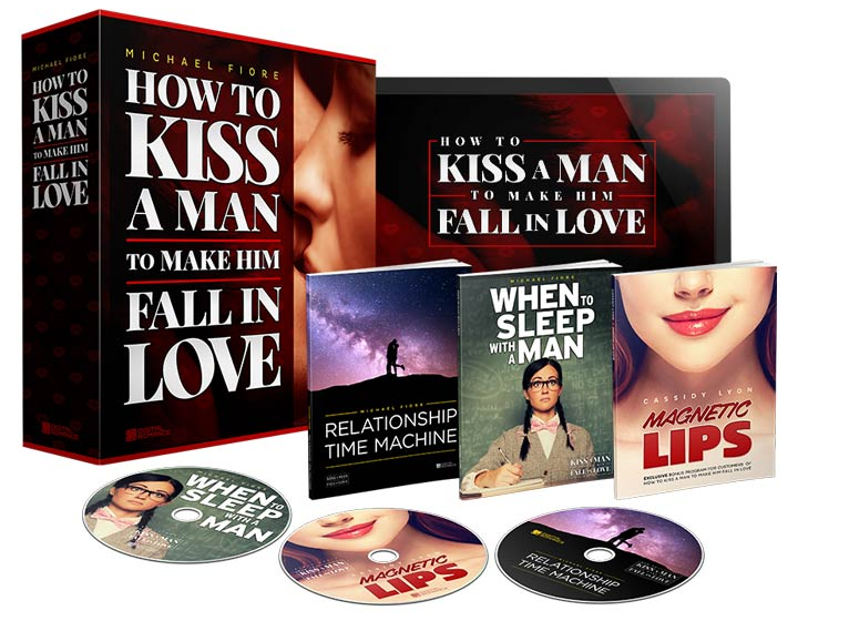 how to kiss a man product reviews