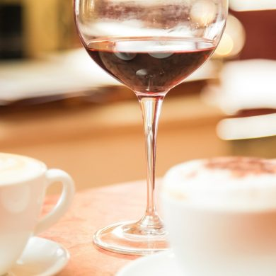 coffee and wine to help you live longer