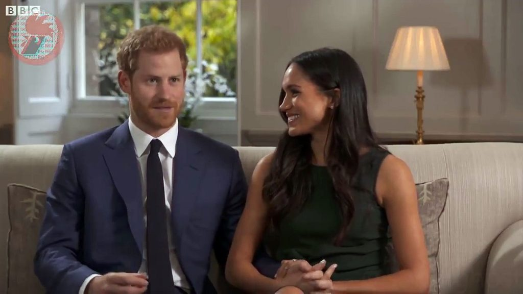 meghan markle and harry discuss their proposal